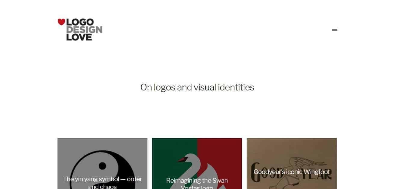 logo design inspiration websites logodesignlove