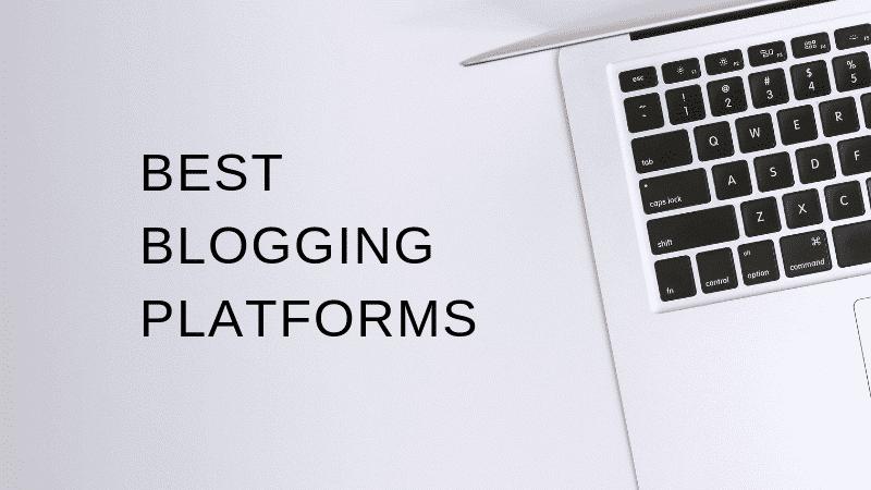 platforms for blogging