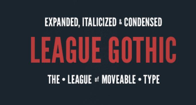 17 free stylish fonts