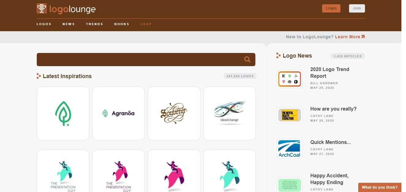 modern logo inspiration logolounge