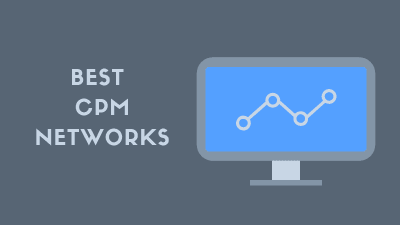 Best CPM ad network