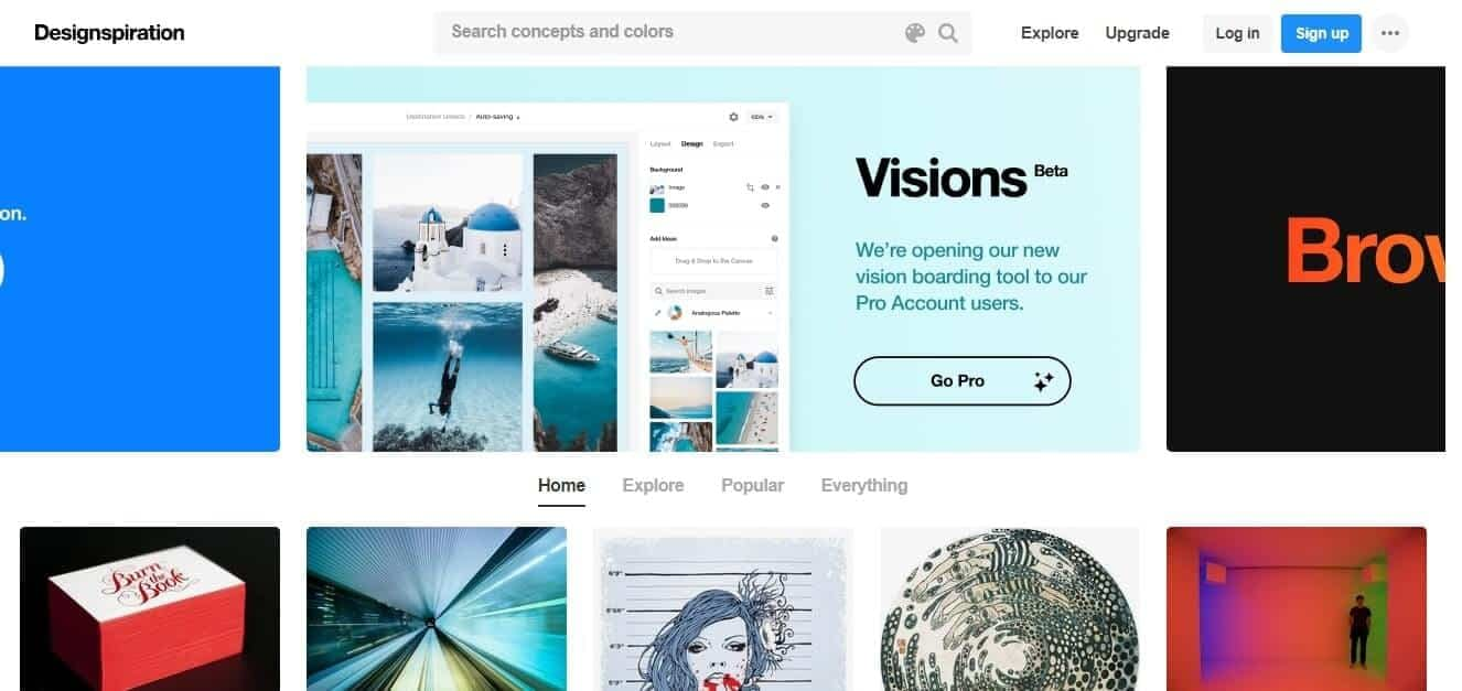 logo design ideas website designspiration