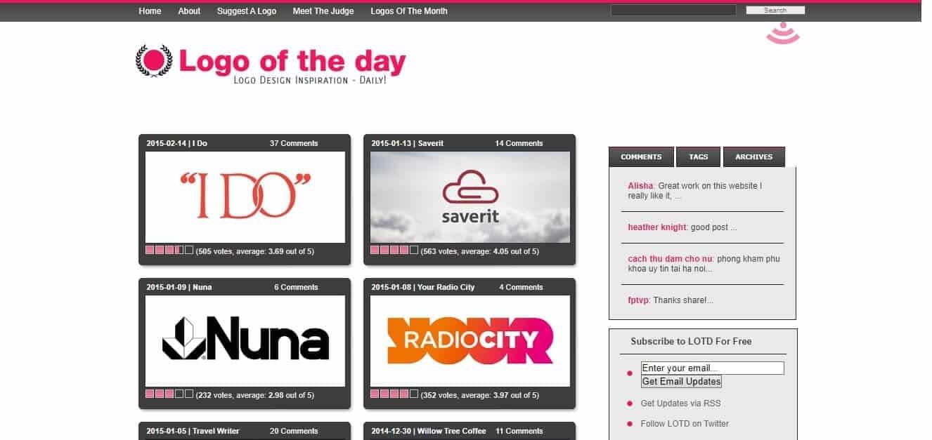 modern logo design logooftheday