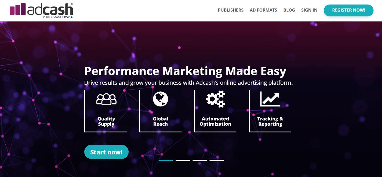 adsense alternative site for low traffic